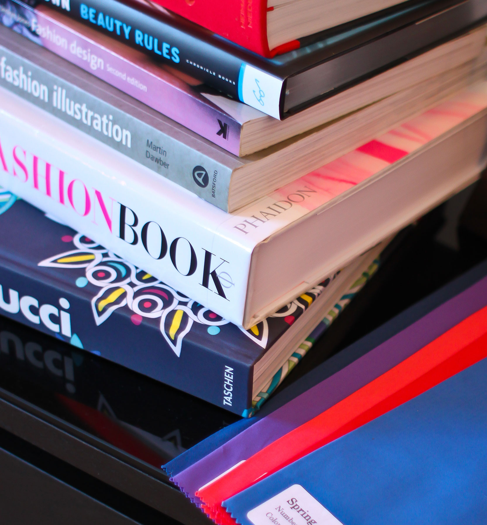 Fashion Design Books