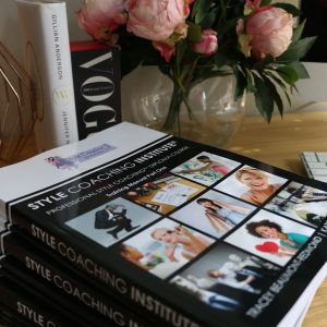 Online Style Coach Diploma Course Books
