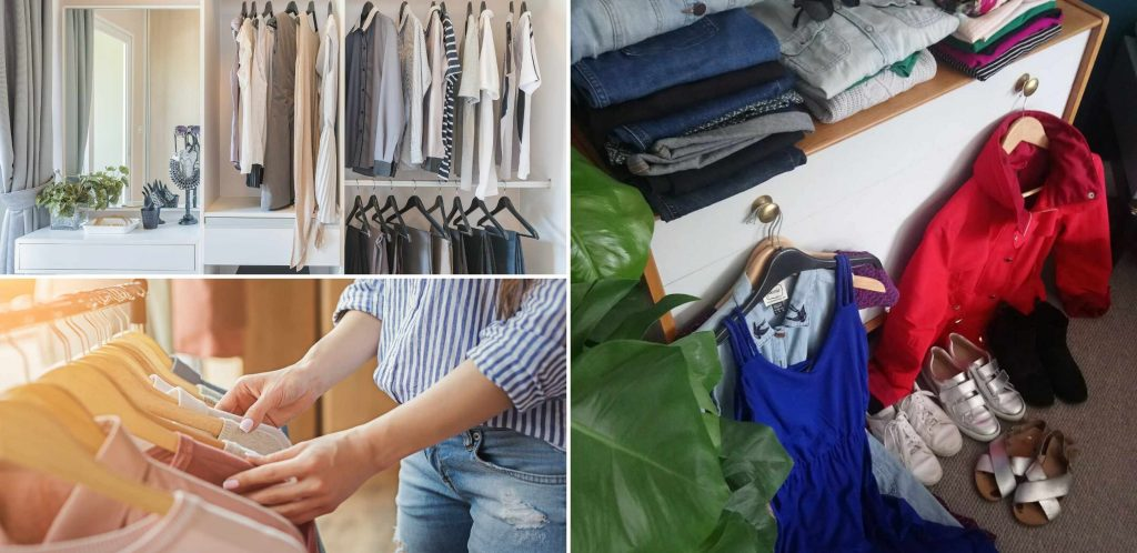 sustainable style blogger tries Project 333